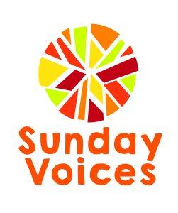 Logo chorale Sundayvoices, mars 2016